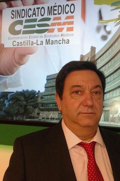 José Luis Feremosel.Secretario General de CESM-CLM